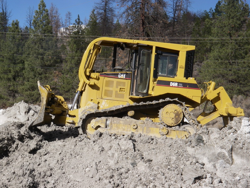 excavating contractors in Kamloops