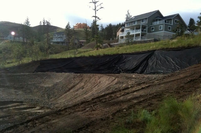 site servicing contractor Kamloops